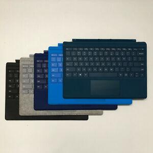 Original Microsoft Surface Pro 7/6/5/4/3 Model 1725 Type Cover Keyboard