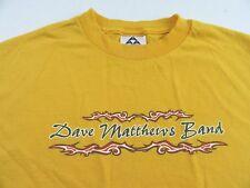 DAVE MATTHEWS BAND Alternative Rock Band Fan SS T Shirt Size M