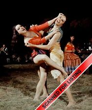 JAMES BOND FIGHTING GYPSY GIRLS from Russia with Love 8x10 PHOTO #8017