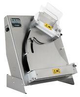 Teigausrollmaschine Pizza Teigausroller Pizzaformer Pizzaroller 40 cm Gastlando