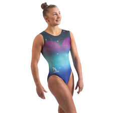 "Milano Pro Sport Gymnastic leotard - Anise Bodice 201502 - Sizes 26""-36""  NEW"