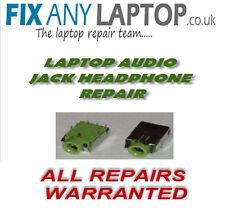 Laptop Audio Headphone Jack Port Socket Repair Service