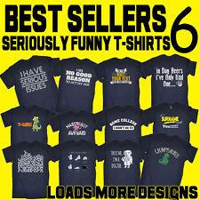 Funny Mens T-Shirts novelty t shirts joke t-shirt clothing Christmas shirt 6