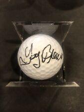 Gary Brewer Signed Autographed Titleist Golf Ball PGA Golfer