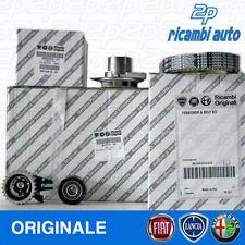 KIT DISTRIBUZIONE + POMPA ACQUA ORIGINALE FIAT ALFA 159 SW 1.9 JTDM 136 CV