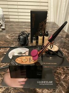 Luminess airbrush makeup system-Used 2x