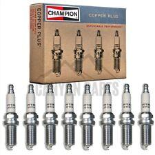 New 8pc Champion Copper Spark Plugs for 2004-2006 Nissan Titan 5.6L V8