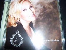 Agnetha Faltskog (Abba) A (Australia) CD - Like New