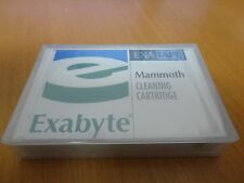 NEW Mammoth Exabyte Factory Sealed 8mm Cleaning Cartridge ExaTape 315205
