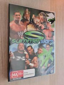 WWE Summerslam 2006 DVD All Regions NTSC