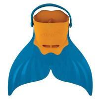 NEW Finis Recreational Mermaid Fin Monofin SwimTraining pool toy Bayside Blue