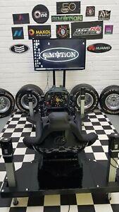 "4DOF Motion SimulatorRacing Formula 1 Rally Flight Roller Coaster ""D-BOX"" STYLE"