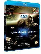 The Universe - 7 Wonders of the Solar System - 3D BluRay - New  Region B