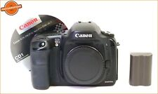 Canon EOS 10D Digital SLR Camera Body Battery  Free UK PP