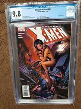 Uncanny X-Men 451 CGC 9.8 White Pages. X-23 Cover