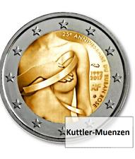 2 Euro Frankreich 2017 25 Jahre Brustkrebsforschung