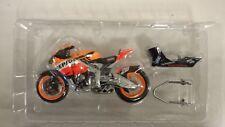 Dani Pedrosa. Honda RC212V. Repsol Honda Team. MotoGP 2007. Minichamps 1/12.