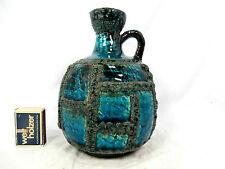 70´s otto gerharz design Ruscha Pottery Jug vaso in rare Glaze variation 333