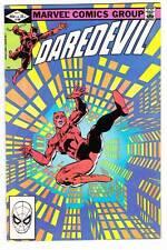 DAREDEVIL #186 - 1982 - Frank Miller - Marvel Comics - HIGH GRADE