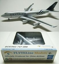 China Airlines Boeing 747-400 Skyteam Diecast 1:400 Scale B18206