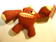 NEW!!! Skylanders Giants!! Eruptor!  Talking Plush! RARE! HARD TO FIND!!