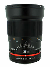 ROKINON 35mm F1.4 Wide Angle Lens for Sony E Mount Full Frame