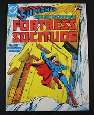 RAR! - DC / Superman and His Incredible Fortress of Solitude / Comic