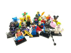 LEGO Minifigures DC Super Heroes Series  (71026) - Select Your Character
