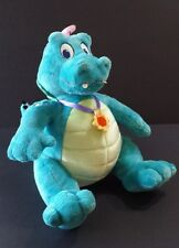 DRAGON TALES Sesame Workshop Plush Dragon 2002 #75301 Gund Stuffed