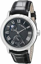 "Raymond Weil Men's 2839-STC-00209 ""Maestro"" Stainless Steel Automatic Watch with"