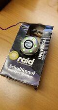 Pomello del cambio con LED Verde per RAID della Germania