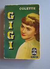 Gigi by Colette (Livre de poche # 89, 1955 Texte intégral en francais