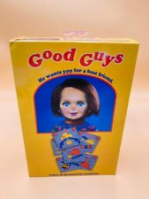 "Hot Neca Chucky Good Guy Doll Child's Play Ultimate 4"" Action Figure 1:12 Scale"