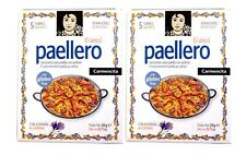 2x Spanish Carmencita Paella Spice Mix, Paellero, Seasoning 5 sachets per box