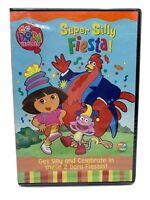 Dora the Explorer DVD Super Silly Fiesta NEW Sealed