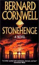 Stonehenge, Cornwell, Bernard, 0061091944, Book, Acceptable