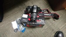 Canon Rebel XSi / EOS 450D 12.2MP SLR Camera - Black (Kit w/18-55 lens)