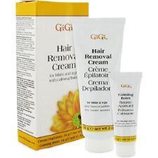 GiGi Hair Removal Cream for bikini and legs with calming balm