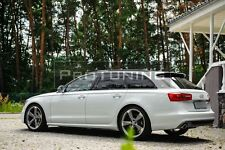 Audi A6 C7 4G 11-15 Avant S line S6 Style REAR ROOF SPOILER TAILGATE door cover
