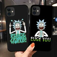 Morty and Rick Sanchez Phone Case for iPhone 6 S Plus 7 8 Plus X XS Max XR 11 SE