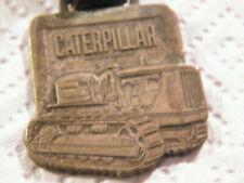 Vintage Caterpillar Watch Fob John Fabick Tractor Co. St. Louis, Marion, Salem