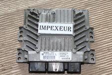 Original Renault Megane Motorsteuergerät ECU S122326114A  8200843713  8200807626