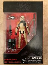 "RARE Star Wars Black Series 3.75"" Inch SandTrooper Brand New UK (Import)"