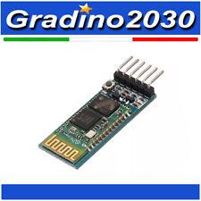 HC-05 Modulo Ricetrasmittente Wireless Bluetooth Seriale Slave per Arduino