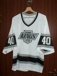 #40 GERARD Los Angeles LA KINGS ICE HOCKEY Jersey Shirt Tricot Camiseta NHL USA