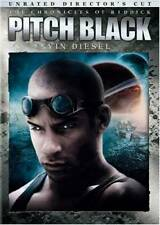 The Chronicles of Riddick: Pitch Black (Unrated Director's Cut, Dvd) New,Sealed