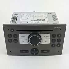 GENUINE Vauxhall / Opel Astra H Radio And CD Player Head Unit Assembly 93183868