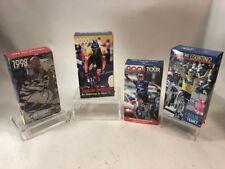 Tour de France Videos, Marco Pantani, Lance Armstrong, 1998,1999,2001,2002 VHS
