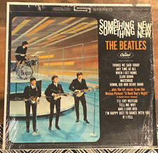 """The Beatles """"Something New"""" LP 