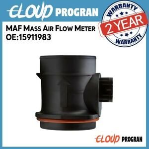 MAF Mass Air Flow Meter 15911983 For Buick Chevy GMC Cadillac Pontiac Saturn